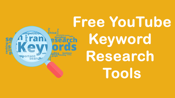 free youtube keyword research